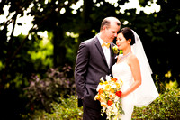 Chu & Billy Wedding- Daniel Stowe Botanical Gardens
